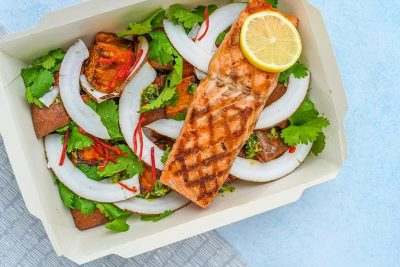 Salmon Order - Due by Sept 5 1