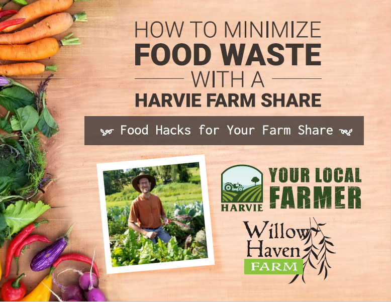How to minimize food waste