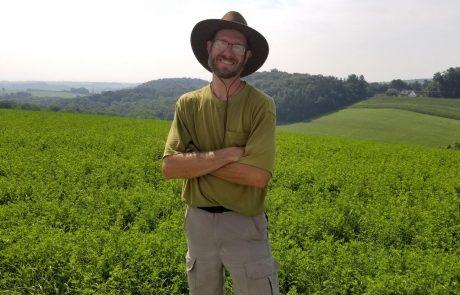 Farmer Reuben in the Field