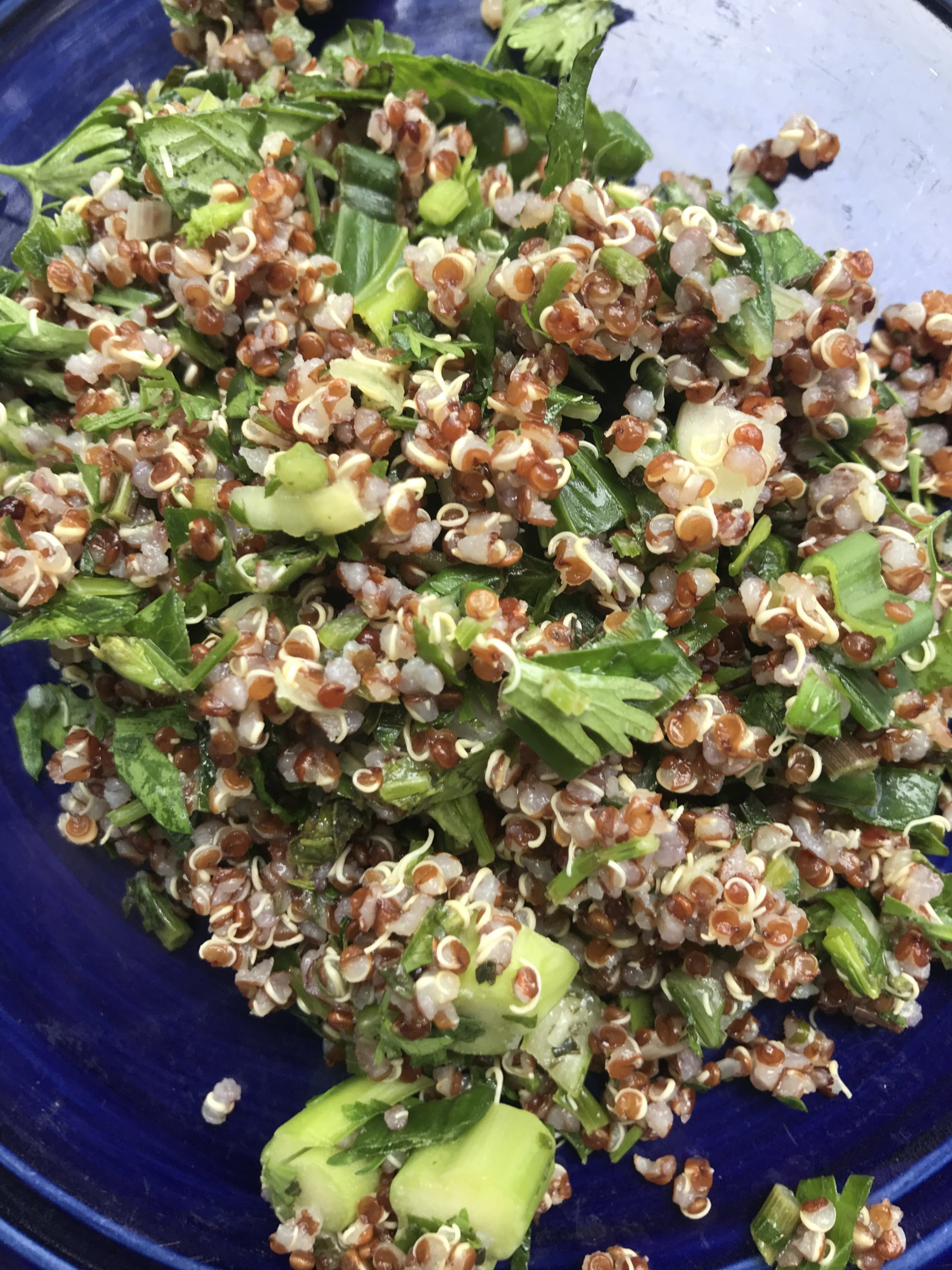 Spring Tabouleh Recipe 7